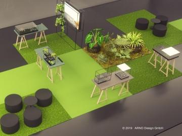 Designthema Nachhaltigkeit