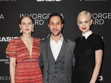 Schauspielerprominenz bei der INHORGENTA AWARD Gala in München